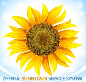 杏彩登录代理机械向日葵服务体系